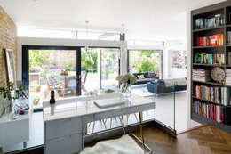 moderne Studeerkamer/kantoor door BTL Property LTD