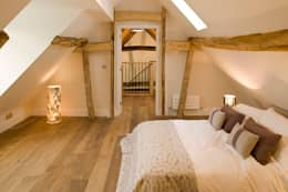 rustic Bedroom by The Prestige Flooring Company