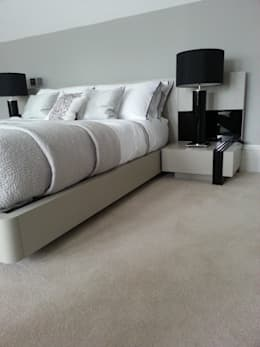 modern Bedroom by The Prestige Flooring Company