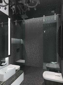 Английский квартал: Ванные комнаты в . Автор – FEDOROVICH Interior