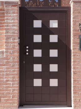 شبابيك و أبواب تنفيذ Puerta Bonita