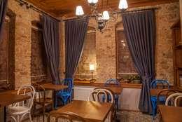 BOYTORUN ARCHITECTS – BARTIN KAF KONAK - KAHVALTI SALONU: klasik tarz tarz Yemek Odası