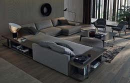 Salon de style de style Moderne par QuartoSala - Home Culture