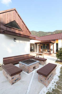 住宅 by 주택설계전문 디자인그룹 홈스타일토토