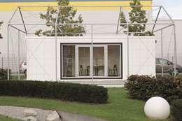 Projekty,  Biurowce zaprojektowane przez addhome by KRAMER GmbH