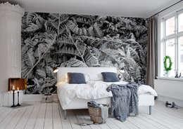 Projekty,  Ściany zaprojektowane przez Rebel Walls