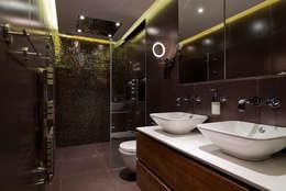 modern Bathroom by DDWH Architects