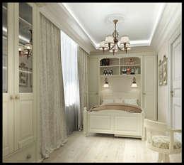 Детская комната: Детские комнаты в . Автор – Defacto studio