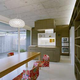Projekty,  Kuchnia zaprojektowane przez AllesWirdGut Architektur ZT GmbH