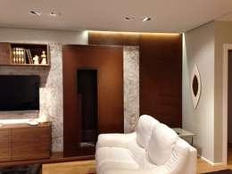 Projekty,  Salon zaprojektowane przez Domenico Lupariello Architetto