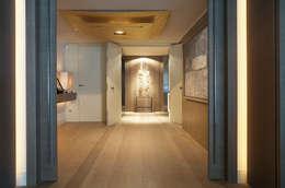 Corridor, hallway by adela cabré