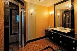 modern Bathroom by Studio B&L
