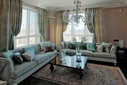 modern Living room by Studio B&L
