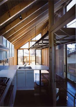 ◆キッチンカウンター◆: スタジオ4設計が手掛けたキッチンです。