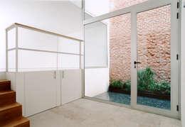 Recámaras de estilo industrial por Beriot, Bernardini arquitectos