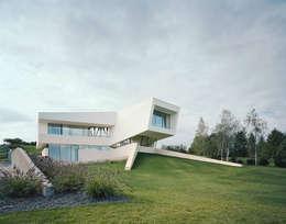 moderne Huizen door project a01 architects, ZT Gmbh