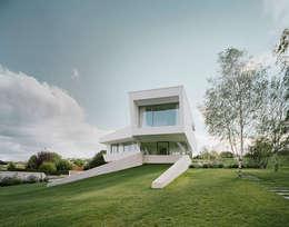 Maisons de style de style Moderne par project a01 architects, ZT Gmbh