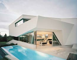 modern Houses by project a01 architects, ZT Gmbh