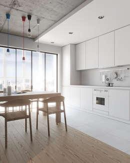 D'man - Кухня: Кухни в . Автор – NORDES