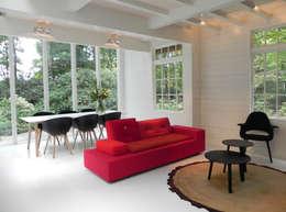 Mon Rêve: moderne Woonkamer door reitsema & partners architecten bna