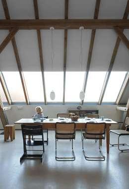klasieke Eetkamer door Dipl.-Ing. Michael Schöllhammer, freier Architekt