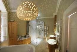 modern Bathroom by Sculleries of Stockbridge