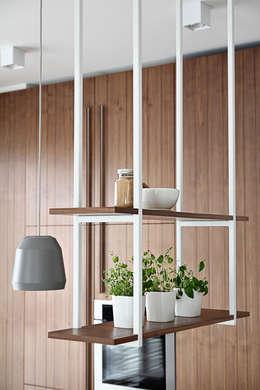 Apartament SW: styl , w kategorii Jadalnia zaprojektowany przez PB/STUDIO