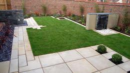 moderne Tuin door Robert Hughes Garden Design