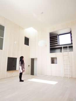 JMA(Jiro Matsuura Architecture office)의  거실