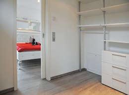 Projekty,  Garderoba zaprojektowane przez STREIF Haus GmbH
