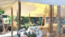 Jardines de estilo  por Marie de Saint Victor