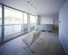 有限会社アルキプラス建築事務所의  거실