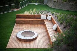 Projekty,  Ogród zimowy zaprojektowane przez Andrea Tommasi