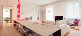 Andrea Bella Concept: minimal tarz tarz Oturma Odası