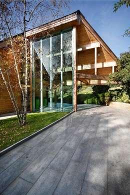 Дома в . Автор – alberico & giachetti architetti associati