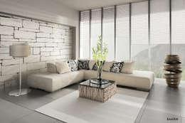 Livings de estilo moderno por Kaaten
