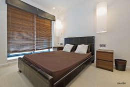 Dormitorios de estilo asiático por Kaaten
