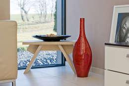 Livings de estilo minimalista por smartshack