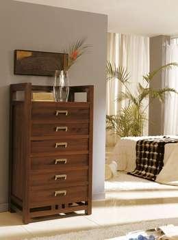 colonial Bedroom تنفيذ Paco Escrivá Muebles