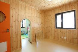moderne Kinderkamer door 주택설계전문 디자인그룹 홈스타일토토