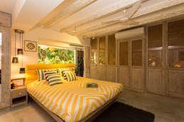 asian Bedroom by The Orange Lane