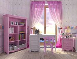landelijke Kinderkamer door Your royal design