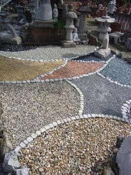 aziatische Tuin door Mussner  Garden Design