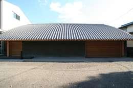 KAWARA: 宝角建築アトリエが手掛けた家です。
