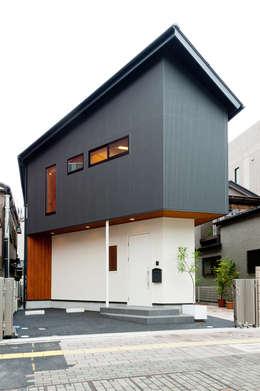 アルキテク設計室의  주택