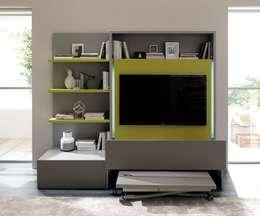 minimalistic Living room by Livarea