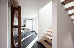 Fachwerk wohnzimmer modern  Modern und traditionell stilvoll vereint