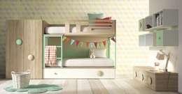 Dormitorios infantiles  de estilo  por Yupih