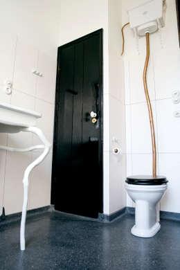 Private Bathroom: moderne Badkamer door Bo Reudler Studio