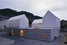 Nhà by 島田陽建築設計事務所/Tato Architects